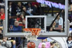 NCAA Women's Basketball AAC Tournament Quarterfinals - #1 UConn 92 vs. 8 ECU 65 (51)