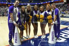 NCAA Women's Basketball AAC Tournament Quarterfinals - #1 UConn 92 vs. 8 ECU 65 (6)