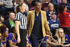 NCAA Women's Basketball AAC Tournament Quarterfinals - #1 UConn 92 vs. 8 ECU 65 (61)