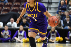 NCAA Women's Basketball AAC Tournament Quarterfinals - #1 UConn 92 vs. 8 ECU 65 (65)