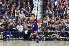 NCAA Women's Basketball AAC Tournament Quarterfinals - #1 UConn 92 vs. 8 ECU 65 (73)