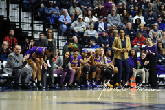 NCAA Women's Basketball AAC Tournament Quarterfinals - #1 UConn 92 vs. 8 ECU 65 (78)