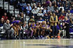 NCAA Women's Basketball AAC Tournament Quarterfinals - #1 UConn 92 vs. 8 ECU 65 (78)