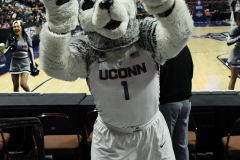 NCAA Women's Basketball AAC Tournament Quarterfinals - #1 UConn 92 vs. 8 ECU 65 (8)