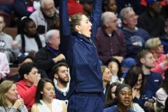 NCAA Women's Basketball AAC Tournament Quarterfinals - #1 UConn 92 vs. 8 ECU 65 (99)