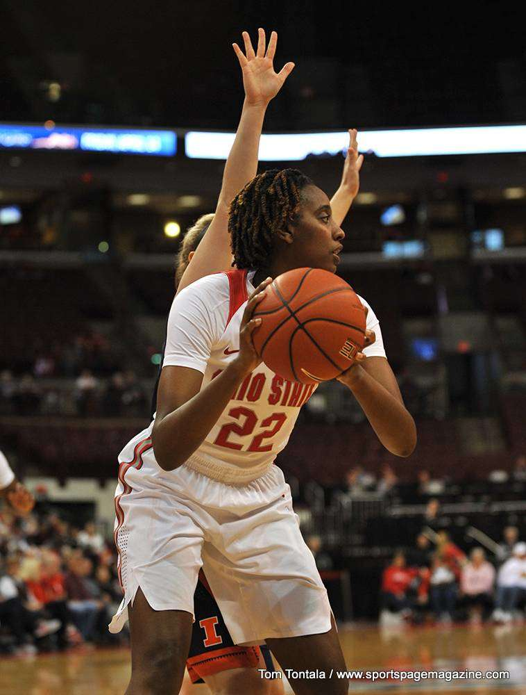 Gallery NCAA Womens Basketball: (#13) Ohio State 88 vs ...