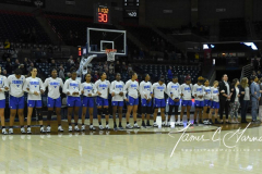 NCAA Women's Basketball 1st Round - #7 Rutgers 71 vs. #10 Buffalo 82 (10)