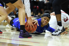 NCAA Women's Basketball 1st Round - #7 Rutgers 71 vs. #10 Buffalo 82 (104)