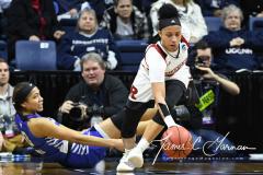 NCAA Women's Basketball 1st Round - #7 Rutgers 71 vs. #10 Buffalo 82 (107)