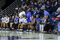 NCAA Women's Basketball 1st Round - #7 Rutgers 71 vs. #10 Buffalo 82 (109)