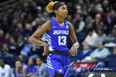 NCAA Women's Basketball 1st Round - #7 Rutgers 71 vs. #10 Buffalo 82 (110)