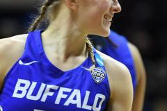 NCAA Women's Basketball 1st Round - #7 Rutgers 71 vs. #10 Buffalo 82 (114)