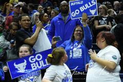 NCAA Women's Basketball 1st Round - #7 Rutgers 71 vs. #10 Buffalo 82 (116)