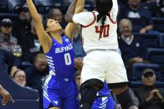 NCAA Women's Basketball 1st Round - #7 Rutgers 71 vs. #10 Buffalo 82 (14)