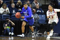 NCAA Women's Basketball 1st Round - #7 Rutgers 71 vs. #10 Buffalo 82 (15)