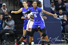 NCAA Women's Basketball 1st Round - #7 Rutgers 71 vs. #10 Buffalo 82 (17)