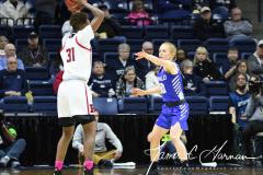 NCAA Women's Basketball 1st Round - #7 Rutgers 71 vs. #10 Buffalo 82 (18)