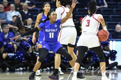 NCAA Women's Basketball 1st Round - #7 Rutgers 71 vs. #10 Buffalo 82 (19)