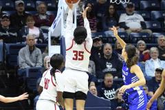 NCAA Women's Basketball 1st Round - #7 Rutgers 71 vs. #10 Buffalo 82 (20)
