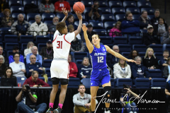 NCAA Women's Basketball 1st Round - #7 Rutgers 71 vs. #10 Buffalo 82 (22)