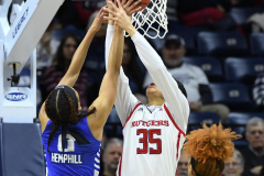 NCAA Women's Basketball 1st Round - #7 Rutgers 71 vs. #10 Buffalo 82 (23)