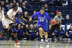 NCAA Women's Basketball 1st Round - #7 Rutgers 71 vs. #10 Buffalo 82 (24)