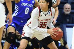 NCAA Women's Basketball 1st Round - #7 Rutgers 71 vs. #10 Buffalo 82 (26)