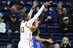 NCAA Women's Basketball 1st Round - #7 Rutgers 71 vs. #10 Buffalo 82 (27)