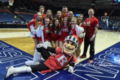 NCAA Women's Basketball 1st Round - #7 Rutgers 71 vs. #10 Buffalo 82 (3)