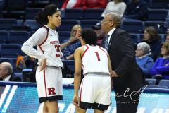 NCAA Women's Basketball 1st Round - #7 Rutgers 71 vs. #10 Buffalo 82 (32)
