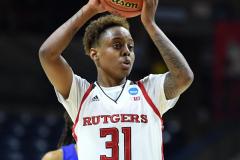 NCAA Women's Basketball 1st Round - #7 Rutgers 71 vs. #10 Buffalo 82 (33)