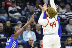 NCAA Women's Basketball 1st Round - #7 Rutgers 71 vs. #10 Buffalo 82 (34)