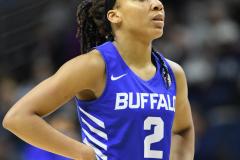 NCAA Women's Basketball 1st Round - #7 Rutgers 71 vs. #10 Buffalo 82 (35)