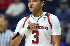 NCAA Women's Basketball 1st Round - #7 Rutgers 71 vs. #10 Buffalo 82 (36)