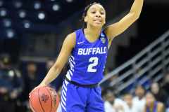 NCAA Women's Basketball 1st Round - #7 Rutgers 71 vs. #10 Buffalo 82 (37)
