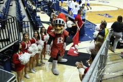 NCAA Women's Basketball 1st Round - #7 Rutgers 71 vs. #10 Buffalo 82 (4)