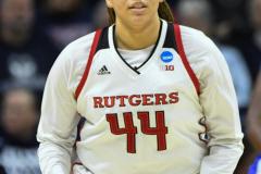 NCAA Women's Basketball 1st Round - #7 Rutgers 71 vs. #10 Buffalo 82 (40)