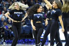 NCAA Women's Basketball 1st Round - #7 Rutgers 71 vs. #10 Buffalo 82 (46)