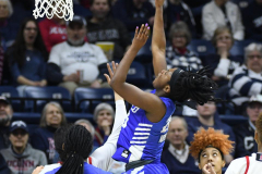 NCAA Women's Basketball 1st Round - #7 Rutgers 71 vs. #10 Buffalo 82 (47)