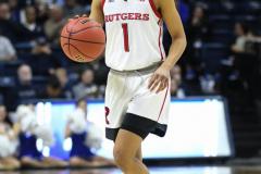 NCAA Women's Basketball 1st Round - #7 Rutgers 71 vs. #10 Buffalo 82 (54)