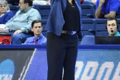 NCAA Women's Basketball 1st Round - #7 Rutgers 71 vs. #10 Buffalo 82 (57)
