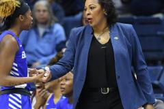 NCAA Women's Basketball 1st Round - #7 Rutgers 71 vs. #10 Buffalo 82 (59)