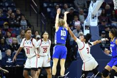 NCAA Women's Basketball 1st Round - #7 Rutgers 71 vs. #10 Buffalo 82 (66)