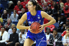 NCAA Women's Basketball 1st Round - #7 Rutgers 71 vs. #10 Buffalo 82 (72)