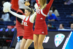 NCAA Women's Basketball 1st Round - #7 Rutgers 71 vs. #10 Buffalo 82 (75)