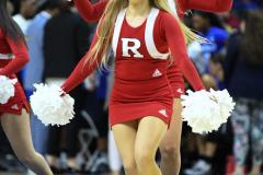 NCAA Women's Basketball 1st Round - #7 Rutgers 71 vs. #10 Buffalo 82 (76)