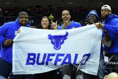 NCAA Women's Basketball 1st Round - #7 Rutgers 71 vs. #10 Buffalo 82 (8)
