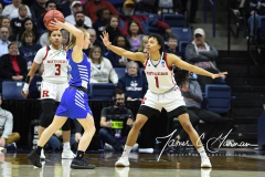 NCAA Women's Basketball 1st Round - #7 Rutgers 71 vs. #10 Buffalo 82 (81)