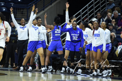 NCAA Women's Basketball 1st Round - #7 Rutgers 71 vs. #10 Buffalo 82 (92)