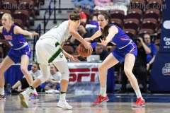 NCAA Women's Basketball - #3 USF 62 vs. #6 SMU 55 (10)